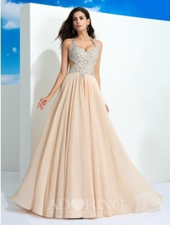 Attractive Prom Dresses Online UK, Ball Gowns London Sale - AdoringDress
