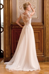 Jillian 2015 Wedding Dresses — Iris Bridal Collection | Wedding Inspirasi - Suknie ślubne