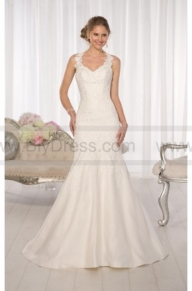 Essense Wedding Dress Style D1616 - Buty ślubne męskie