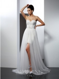 Wedding Dresses, Cheap Bridal Gowns Online Australia - AdoringDress - Buty ślubne damskie