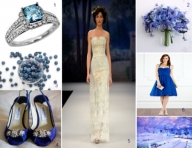 Niebieskie inspiracje