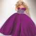 Au Purple Formal Dress 