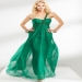 2012-2013 Green Formal Dress