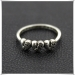 Womens 2016 Chrome Hearts Three Hearts Silver Ring Gift - $128.00 : Chrome Hearts Online,70% off Chrome Hearts Cheap Sale