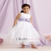 New Hot Sale A-line Scoop Belt Flower Girl Dresses