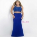 Trendy Tank Style Blush 11082 Crop Top Evening Gown Online [blush 11082 amethyst] - $225.00 : www.dressesforprom2015.com