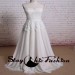 Ivory Nude Strapless Lace Embroidery Top A Line Wedding Bridal Dress Online [sc875] - $227.00 : Tailor-made Prom Dresses Sale, Womens Formal Dresses Online