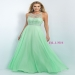 Classic Blush Prom Sexy Illusion Beaded Open Back Evening Gown [blush 10001 honeydew] - $158.00 : Hot Sale Prom Dresses