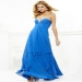 Long Turquoise Beaded Chiffon Prom Dresses [turquoise long prom dresses] - $155.00 : www.2014dressesforprom.us