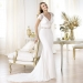 Pronovias presents the Laila wedding dress. Fashion 2014. | Pronovias