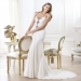 Pronovias presents the Lainey wedding dress. Fashion 2014. | Pronovias