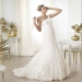 Pronovias presents the Lexandra bridal dress. Dreams 2014. | Pronovias