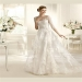 White Mermaid Lace Wedding Dress PWD235 - Find 2013 discount dresses for girls on sale.